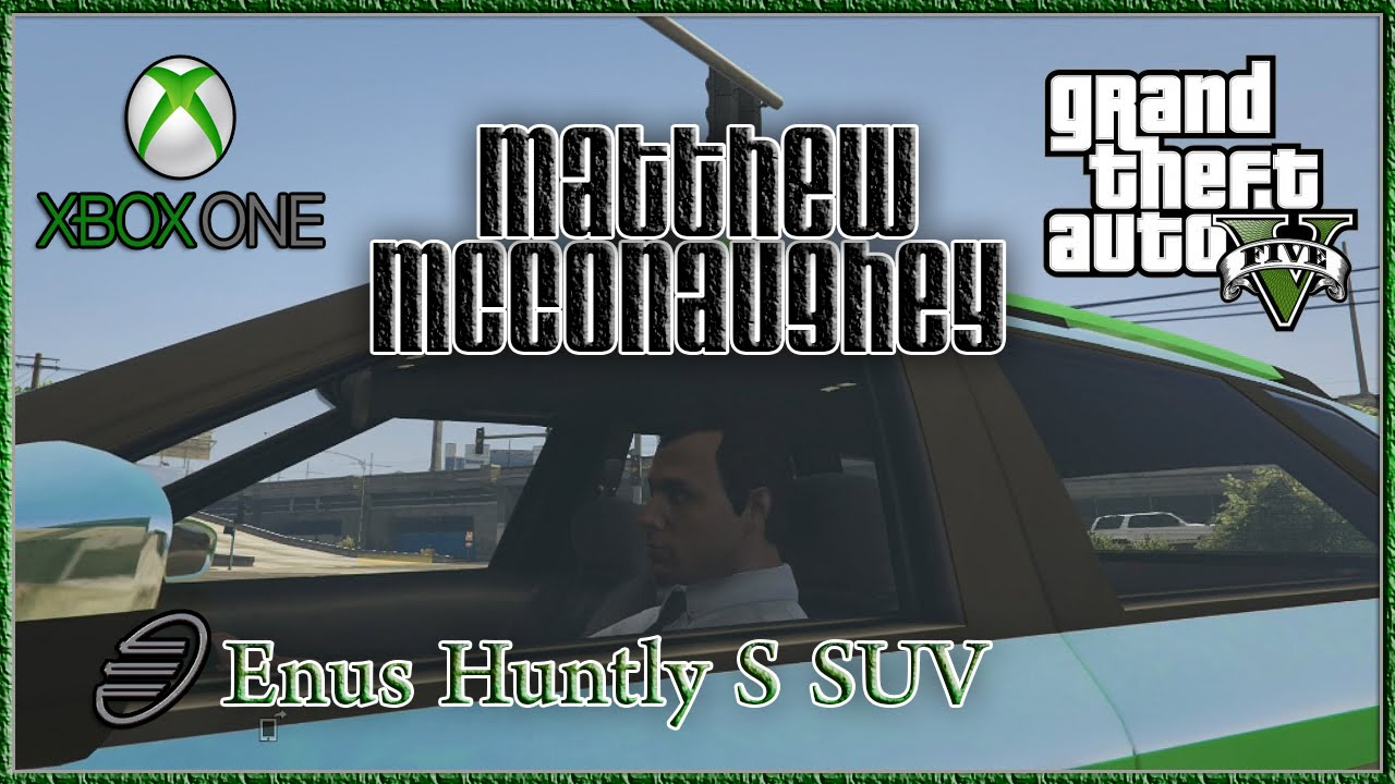 "GTA V Matthew McConaughey and the MKC ""Bull"" Commercial Parody"