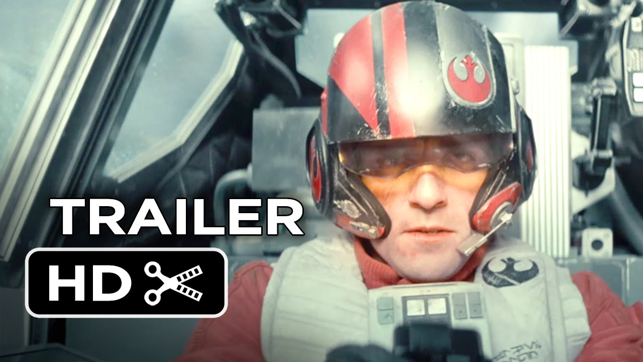 Star Wars: Episode VII – The Force Awakens Official Teaser Trailer #1 (2015)