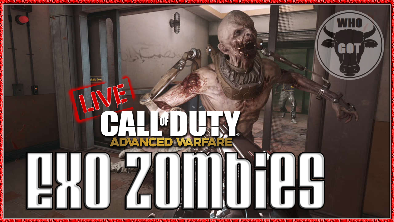 Exo Zombies Call of Duty Advanced Warfare