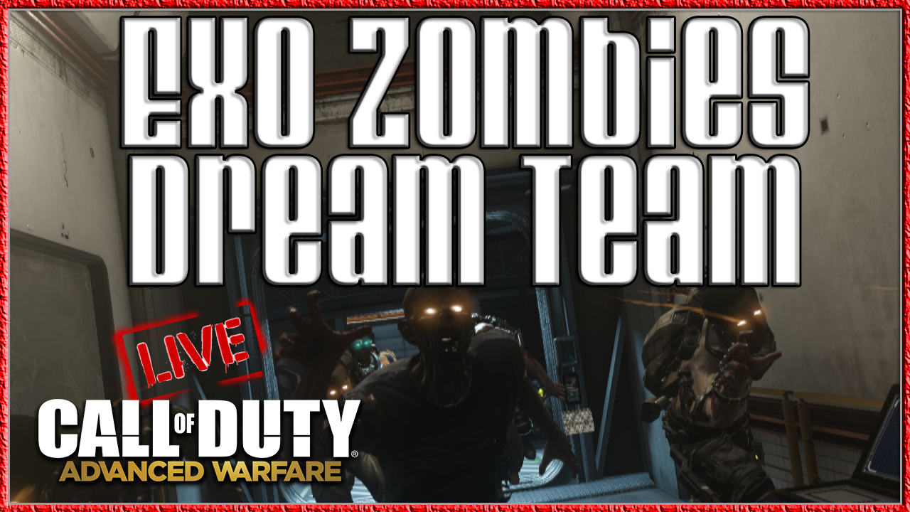Exo Zombies Gameplay Dream Team EXO ZOMBIES