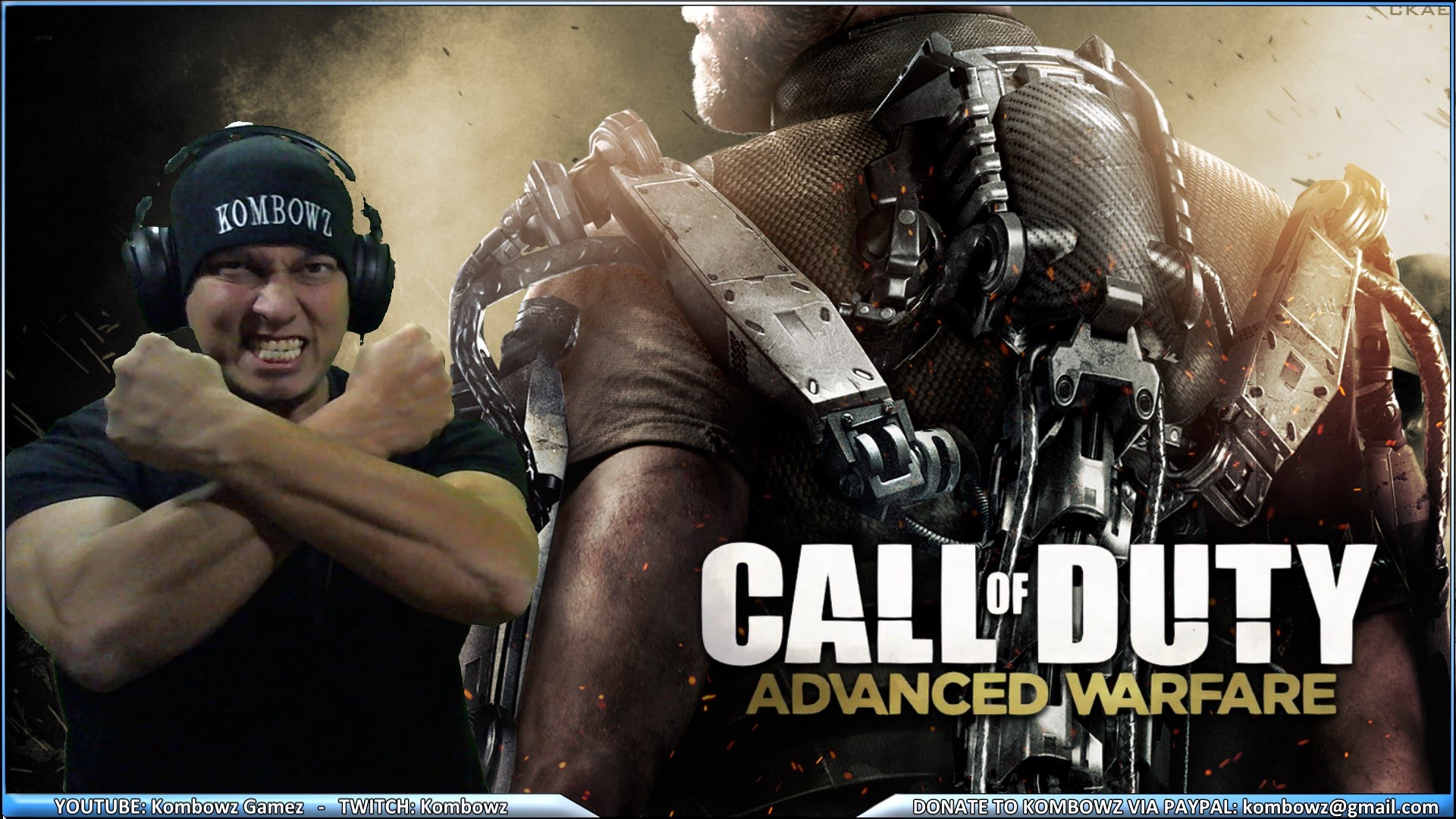Call of Duty Advanced Warfare COD AW PC – Run and Gun for Fun