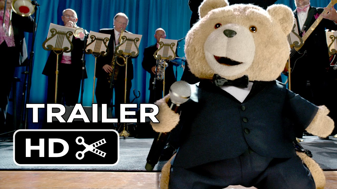 Ted 2 Official Trailer #1 2015