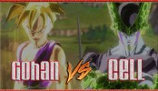 Gohan Vs Cell Full Fight Dragon Ball Xenoverse
