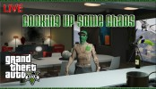 GTA V Heists DLC Fun Cooking Up Some Chaos