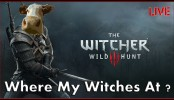 The Witcher 3 Wild Hunt Where My Witches At ? | The Witcher 3 Gameplay Xbox One LIVESTREAM