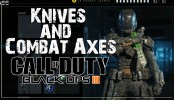 Black Ops 3 Knives and Combat Axes Black Ops 3 Knives and Combat Axes Black Ops 3 Multiplayer Gameplay Knife Only Challenge