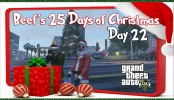 GTA 5 Online Festive Surprise 2015 DLC In this GTA 5 Online Festive Surprise 2015 DLC Beef's 25 Days of Christmas Day 22 GTA 5 Online Christmas DLC