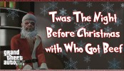 GTA 5 Online Twas the Night Before Christmas In this GTA 5 Online Twas the Night Before Christmas Funny Christmas video