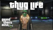 GTA 5 Online Thug Life GTA 5 Online Thug Life Robbing Stores Open Lobby Banging and More GTA V Online Xbox One Gameplay