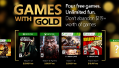 Xbox - March Games with Gold Play together with Xbox Live Gold. March Games with Gold lineup includes Sherlock Holmes: Crimes and Punishments and Lords