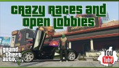 GTA 5 Online Crazy Races and Open Lobbies GTA 5 Online Crazy Races and Open Lobbies | GTA V Online Xbox One Gameplay Beef is back with some crazy races