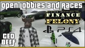 GTA 5 Finance and Felony Open Lobbies and Races GTA 5 Finance and Felony Open Lobbies and Races | GTA 5 FINANCE AND FELONY PS4 Gameplay