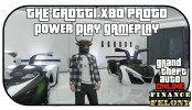 GTA 5 Online THE GROTTI X80 PROTO GTA 5 Online THE GROTTI X80 PROTO and New Power Play Gameplay | GTA 5 DLC PS4 Gameplay