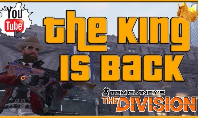 The Division The King Is Back The Division The King Is Back Dark Zone Incursion Gameplay   Tom Clancy's The Division Xbox One