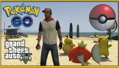 GTA 5 Pokemon Go Mod Gameplay GTA 5 Pokemon Go Mod Gameplay GTA 5 Pokemon Go PC Mods Eggs Pokemon and More