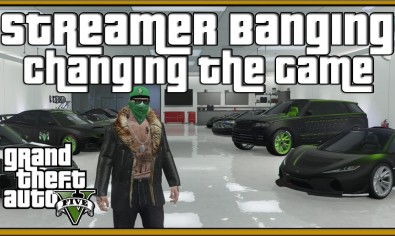 GTA 5 Online Streamer Banging Changing The Game GTA 5 Online Streamer Banging Changing The Game | GTA V Online Xbox One Gang Banging Streamers