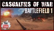 Battlefield 1 Multiplayer Gameplay Casualties of War | Battlefield 1 Deluxe Edition Xbox One Gameplay. Beef is back playing some Battlefield 1 with Legend