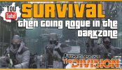 The Division Survival Then Going Rogue in the Darkzone Update 1.5 | The Division Survival DLC Gameplay Beef is back to take a look at the new Update 1.5