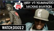 Watch Dogs 2 Hacking Invasion Beef Vs Kiliman2010 Watch Dogs 2 | Beef Vs Kiliman2010 Hacking Invasion | Watch Dogs 2 PS4 Multiplayer Gameplay