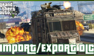 GTA 5 Online Import/Export DLC New Cars New Jobs GTA 5 Online DLC Gameplay Xbox One Beef and the crew are back checking out the new Import/Export DLC.