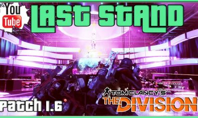 The Division Last Stand Gameplay Update 1.6 Xbox One | Tom Clancy's The Division Last Stand DLC Beef is back to take a look at the new Update 1.6