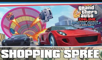 GTA 5 Online Special Vehicle Circut DLC Shopping Spree GTA 5 Online Cunning Stunts Gameplay Xbox One Beef and the crew are back checking out the new DLC.