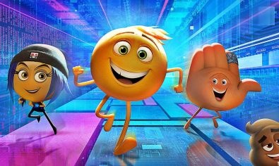 The Emoji Movie Trailer Check out the new trailer starring Anna Faris, T.J. Miller, and Sofía Vergara! is an upcoming 2017 adventure comedy film