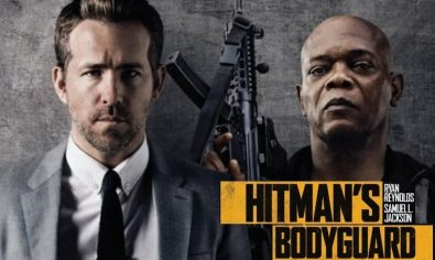 The Hitman's Bodyguard 2017 Trailer Check out the new teaser starring Ryan Reynolds, Samuel L. Jackson, and Salma Hayek! The plot follows a bodyguard