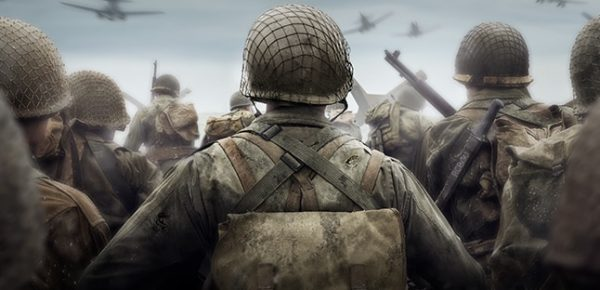 "Call of Duty WWII Story Trailer PS4 Call of Duty®: WWII tells the story of Private Ronald ""Red"" Daniels, a young recruit in the U.S. First Infantry Division"